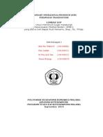 Sop Nursing Care of Respiratori System (Print)