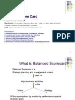 15 Balanced Score Card