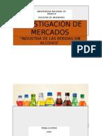 Sector Bebidas Gaseosas