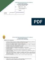 Nuevo Syllabus Pasantia Microbiología