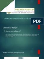 Consumer Business Marketing