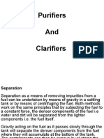 Purifier _ Clarifier