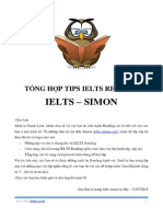 Tổng Hợp Tips Ielts Reading - Ielts Simon