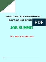 Job Summit 2