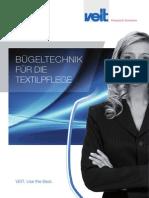 VEIT Buegeltechnik Textilpflege 01-0914