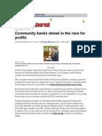 Pilot Bank on Problem Loan List