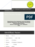 Presentasi Case Dermatitis Eksfoliativa Alief