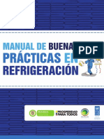 Manual Buenas Practicas Refrigeración