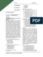 Examen Maestria en Gestion Publica