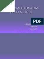 DOENÇAS CAUSADAS PELO ÁLCOOL.ppt