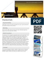 Maldives trip guide