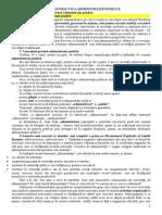 Administrare Publică (Admintere 2013)