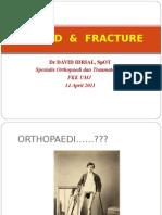 Wound&Fracture - DrDavid,SpOT