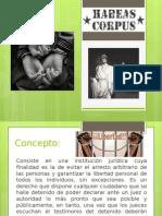 Diapositiva Habeas Corpus