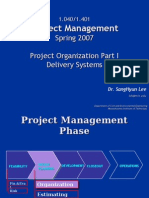 Lecture 3 Project Organization Part 1