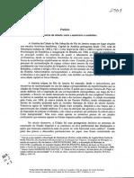A Historia Da Cidade RJ Entre o Material e o Simbolico 2001