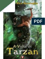 A Volta de Tarzan - Tarzan - Vo - Edgar Rice Burroughs