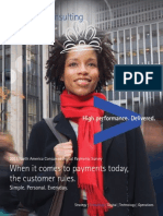 Accenture Digital Payments Survey North America Accenture Executive Summary