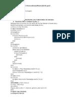 Funciones en Matlab 2