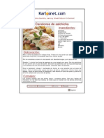 Karlos Arguinano - recetas de pasta