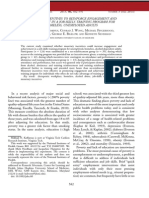 POP - FOFFARNUS,M.(2013) - Monetary Incentivies to Reinforce and Achievement in a Job-skills Program for Homeless (Pop!!)