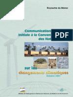 Changement Climatique Et Effet de Serre Maroc