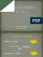 Trauma Uretral
