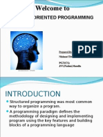 01.2 Object Oriented Programming