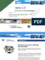 Municipios 2.0 - Barómetro de Servicios e Identidad Municipal Digital