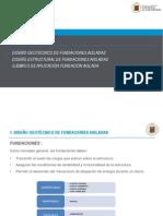 Diseño de Fundaciones CGL