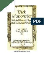 eBook Trick Marionettes