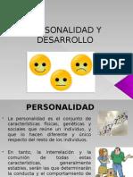 Personalidad y Desarrollo