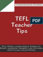 TEFL Teacher Tips