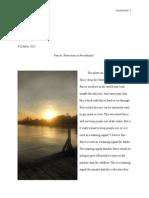 fence essay rough draft 3