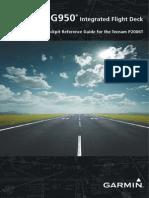 Tecnam 2006T - Integrated Flight Deck (Cockpit Reference Guide)