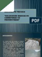 Directiva de Soluciones Basicas
