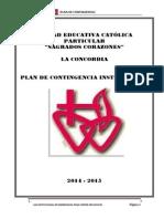 Planes de Contingencia 2014