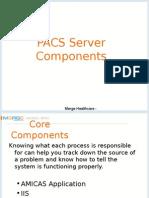 2. PACS Server Components