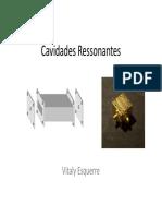 Cavidades ressonantes