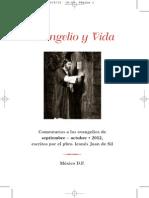 Evangelio y Vida 2012-09/10