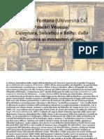 Origini Arch Veneziana Fonvi