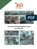 Heschel Overview Brochure