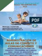 Administración de Redes Locales de Aprendizaje