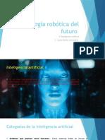 Tecnología Robótica Del Futuro
