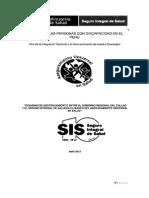 Convenio de Gestion Entre Gobierno Regional Del Callao y SIS en El Marco Aseguramiento Univ Salud2
