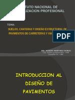 Presentacion Diseño de Pavimento
