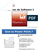 Paquetes de Software 2