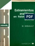 Estiramientos Analiticos en Fisioterapia Activa (M. Esnault) (Retocado)
