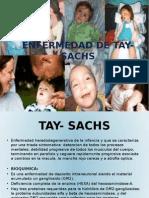 Enfermedad de Tay Sachs