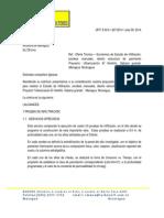 02 Oferta Infiltración_Sondeos Manuales_Diseño Pavimento_Urbanizacion El Hotelito